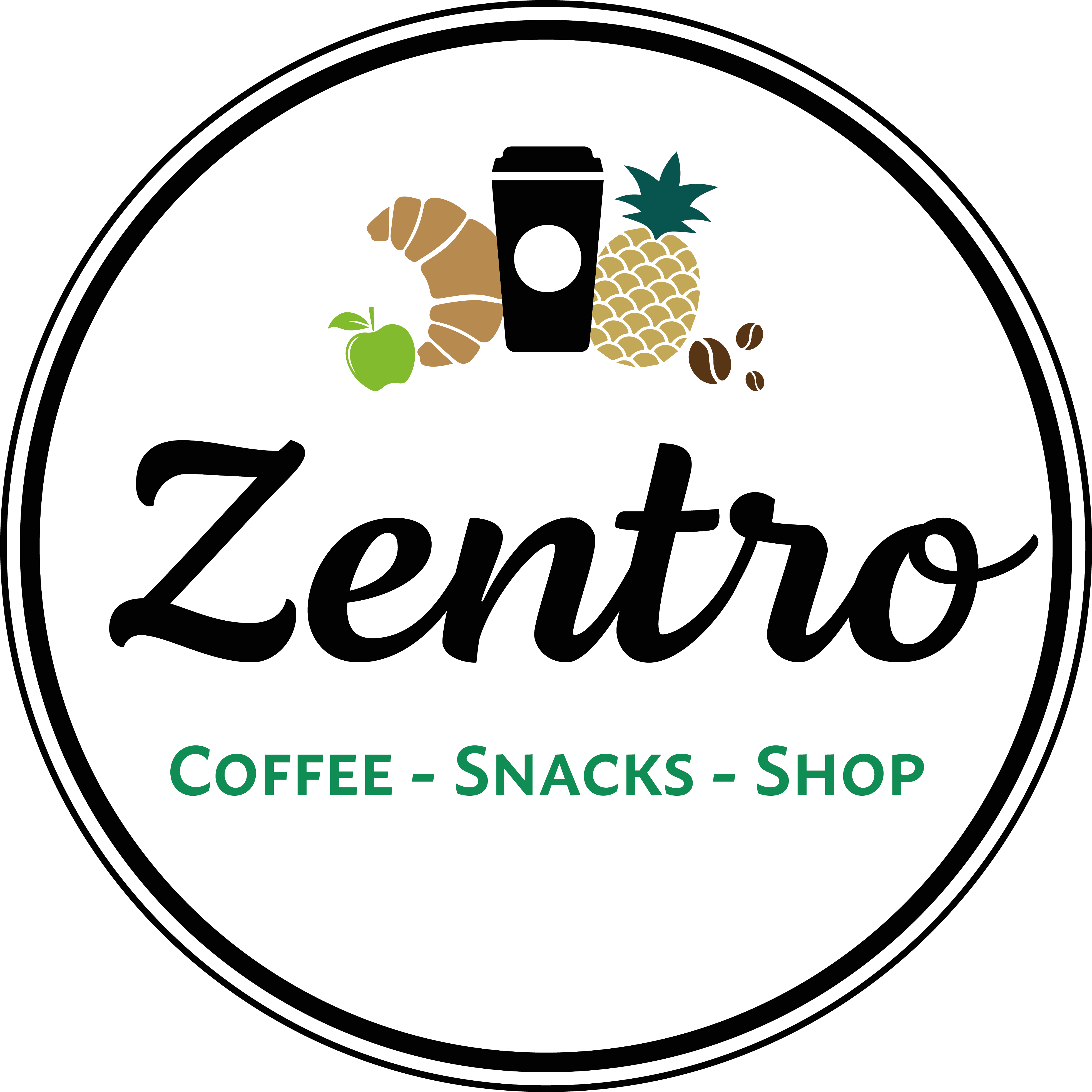 Zentro - Coffee, Snacks und Shop